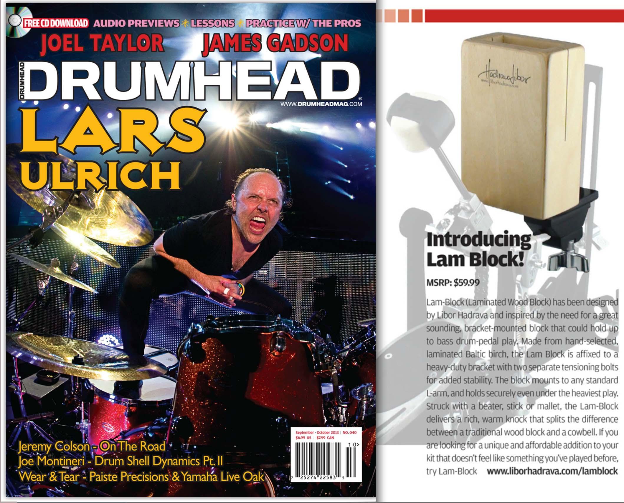 Drumhead-Lam-Block